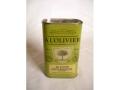 Huile d'olive arômatisée à l'ail et au thym 1/4L