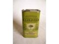 Huile d'olive arômatisée au Basilic 1/2L